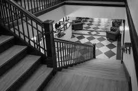 Looking Down Stairs by Robert E Lee Hotel Exceptional Weddings U0026 Events In Central