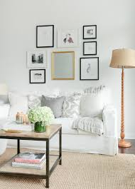 minimalist living room get the look for less cozy minimalist living room the everygirl