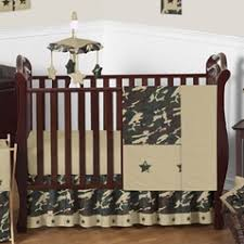 Camouflage Bedding For Cribs Camo Bedding For