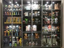 ikea billy bookcase glass doors display of ikea glass shelves display a collection of ikea glass