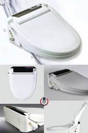 Heated Toilet Seat Bidet The Electronic Bidet Toilet Seat Sy 3100 Combines The Latest