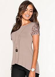shop for size 22 sequin tops tops womens at bonprix