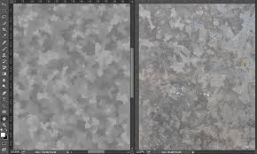 create pattern tile photoshop how to create galvanized steel texture in photoshop cc 2014 plus