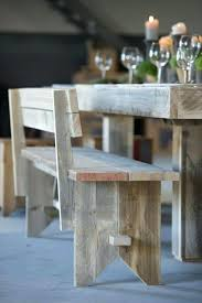 Pallet Dining Room Table Dining Table Dining Table Upcycled Furniture Room Set Upcycled