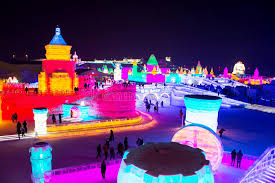 harbin snow and ice festival 2017 harbin international ice and snow sculpture festival is an annual