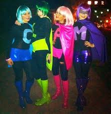 group halloween costumes your favorite celebrities have rocked j 14