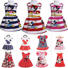 minnie mouse toddler dress ebay