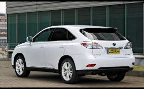 car lexus 2010 2010 lexus rx 450h widescreen exotic car wallpaper 03 of 10