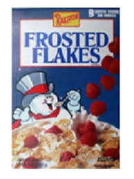 Frosted Flakes Meme - snowman frosted flakes blank template imgflip