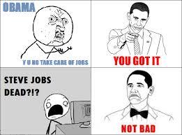 Obama Face Meme - image 182627 obama rage face not bad know your meme