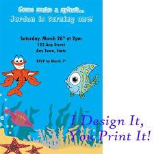 printable birthday party invitations fish high resolution jpg