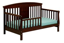 Crib Convertible To Toddler Bed by Davinci Elizabeth Ii Convertible Toddler Bed In Espresso M0810q