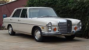 mercedes w108 coupe mercedes 280se w108 4 5 v8 1972 oldtimer youngtimer