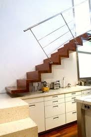 cuisine sous escalier cuisine sous escalier placard de cuisine marocaine en