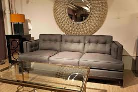 Transitional Sofas Furniture Whitaker Sofa Vanguard Furniture Luxe Home Philadelphia