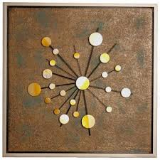 wall decor made of wood starriness wall of decorative elements modern style textured