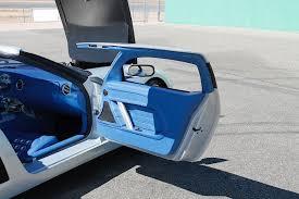 Galpin Gtr1 Galpin Ford Gtr1 A 1 000hp Coach Built Supercar Custom Blue