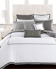 The Hotel Collection Bedding Sets Hotel Collection Embroidered Comforters Bedding Sets Ebay