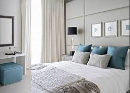 bed ideas breathtaking blue and gray bedrooms for romantic person
