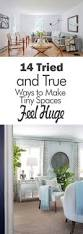 Home Decor Tips And Tricks Tiny Space Organization How To Organize Small Spaces Small Home
