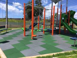 unity playgrounds rubber mats safety surfacing playground