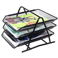 Cheap Desk Organizers by Online Get Cheap Office Filing Trays Aliexpress Com Alibaba Group