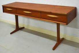 mid century console table sofa tables mid century console table storage sofa with foyer