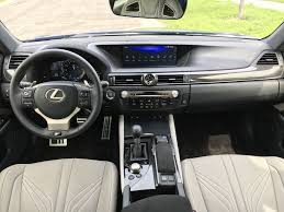 drivers way lexus 2017 lexus gs f is old cool but lags the performance