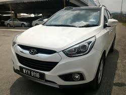 hyundai tucson malaysia carsifu car reviews previews classifieds price guides
