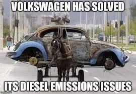 Diesel Memes - clean diesel vw imgflip
