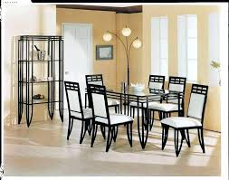 wrought iron dining table glass top wrought iron dining table infinity dining table glass dining table