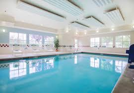 In Door Pool Indoor Pool U0026 Whirlpool Residence Inn San Jose South Morgan Hill