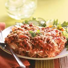 slow cooker lasagna taste of home