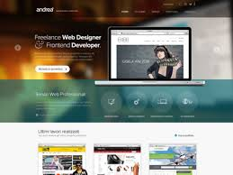 Best Home Page Design Magnificent Website Homepage Design 2015