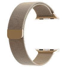 stainless steel bracelet strap images Buy apple watch band brg milanese loop stainless steel bracelet jpg
