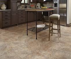 Groutable Vinyl Floor Tiles by Stainmaster 18 In X 18 In Groutable Crushed Shell Light Brown