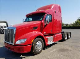 peterbilt sleepers for sale in ca