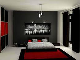 Bedroom Design Bedroom Color Ideas Black And Red Bedroom Decor