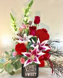 riverside florist is sweet arrangement of flowers in riverside ca willow