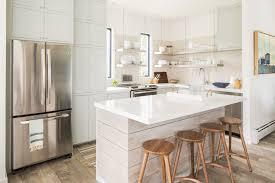 Coastal Cottage Kitchen - before u0026 after modern beach cottage u2013 in good taste