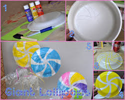 Party Decorations To Make At Home by Best 25 Lollipop Decorations Ideas On Pinterest Lollipop
