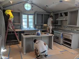 painting kitchen cabinets process painting kitchen cabinets the nitty gritty and pretty