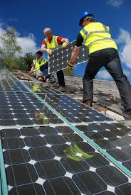 install solar are there companies that install pv photoelectric solar panels for