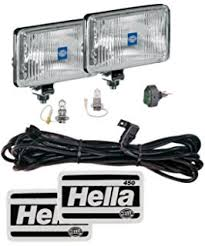 amazon com hella 005700901 550 series 12v 55w halogen fog lamp