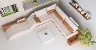 L Sectional Sofa by Advanced Adjustable Corner Sectional L Shape Sofa Modern