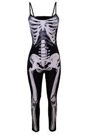 Halloween Costumes Skeleton Halloween Costumes