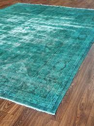 manificent decoration turquoise carpet amazon com 0327 white gray