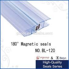 Plastic Strips For Shower Doors Shower Glass Door 180 Magnetic Seal Waterproof Seal Buy