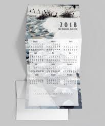 corporate calendar winter calendar cards