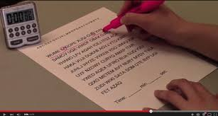 vision therapy letter tracking activity dr phil nicholson u0027s